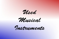 Used Musical Instruments