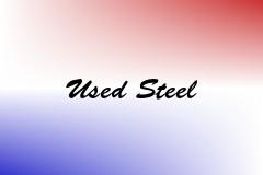 Used Steel