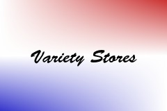 Variety Stores