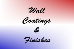 Wall Coatings & Finishes