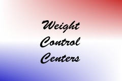Weight Control Centers
