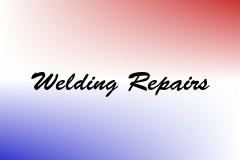 Welding Repairs