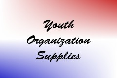 Youth Organization Supplies