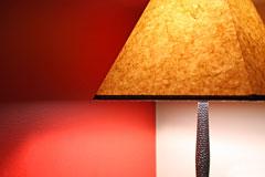 decorative interior lighting patterns