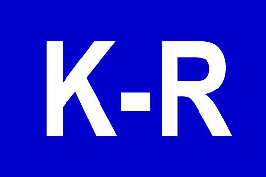 k through r