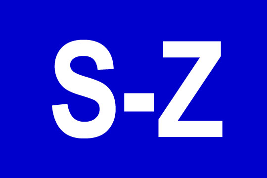 s through z